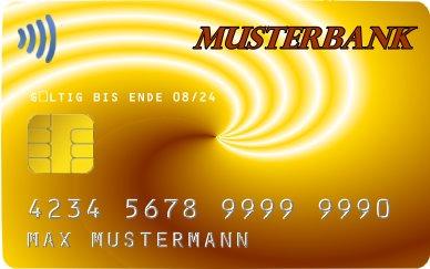 Beispiel Kreditkartennummer